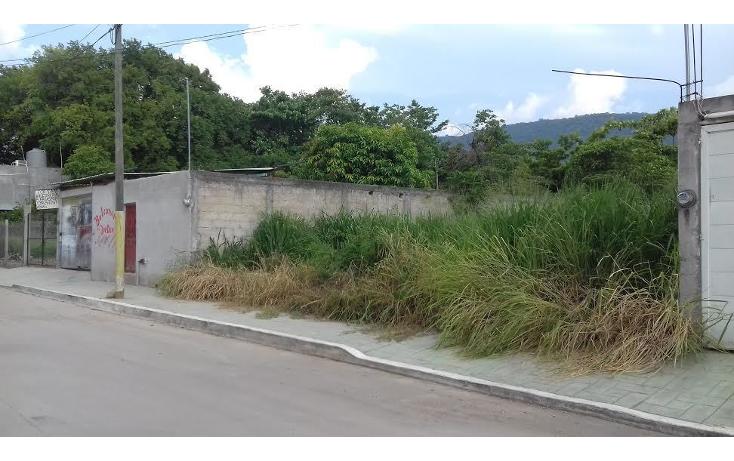 Foto de terreno habitacional en venta en  , colonial, tuxtla guti?rrez, chiapas, 2019373 No. 02