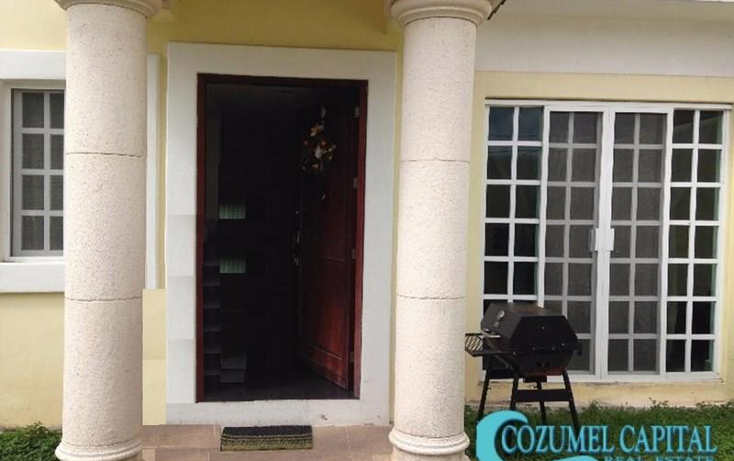 Foto de casa en venta en  #, colonos cuzamil, cozumel, quintana roo, 1231643 No. 01
