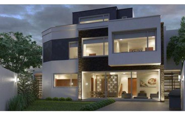 Foto de casa en venta en  , colorines 1er sector, san pedro garza garcía, nuevo león, 1434717 No. 02
