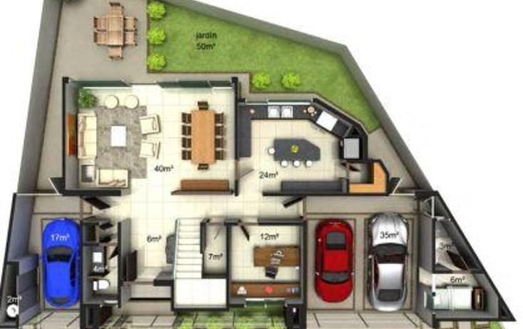 Foto de casa en venta en  , colorines 1er sector, san pedro garza garcía, nuevo león, 1434717 No. 03