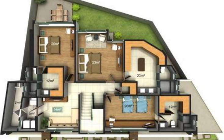 Foto de casa en venta en  , colorines 1er sector, san pedro garza garcía, nuevo león, 1434717 No. 04
