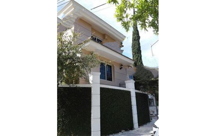 Foto de casa en venta en  , colorines 1er sector, san pedro garza garcía, nuevo león, 1774788 No. 01