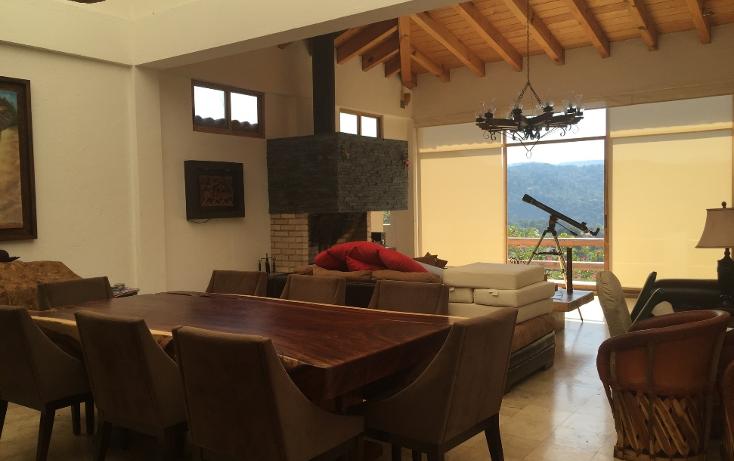 Foto de casa en venta en  , colorines, valle de bravo, m?xico, 1738038 No. 08