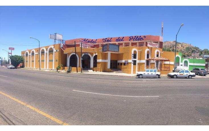 Foto de edificio en venta en  , coloso, hermosillo, sonora, 1167965 No. 01