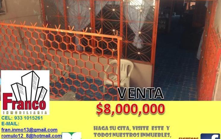 Foto de casa en venta en  , comalcalco centro, comalcalco, tabasco, 1605542 No. 01