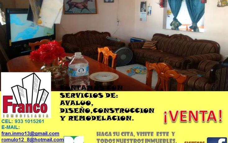Foto de casa en venta en  , comalcalco centro, comalcalco, tabasco, 1605542 No. 04