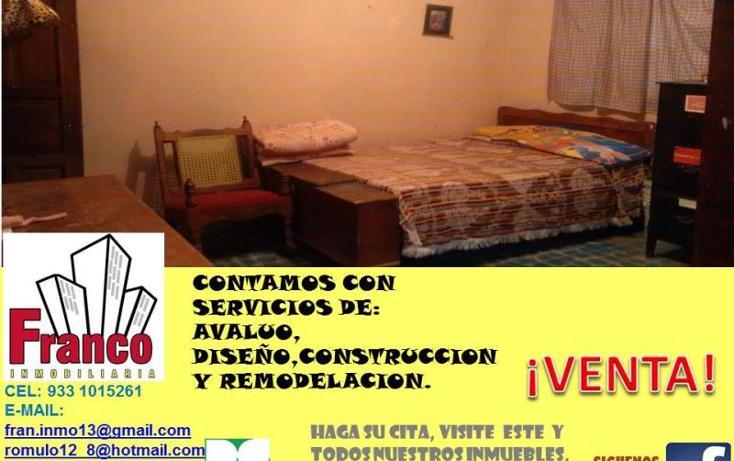 Foto de casa en venta en  , comalcalco centro, comalcalco, tabasco, 1605542 No. 05