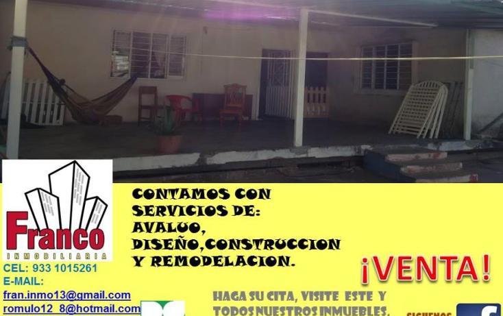 Foto de casa en venta en  , comalcalco centro, comalcalco, tabasco, 1605542 No. 06