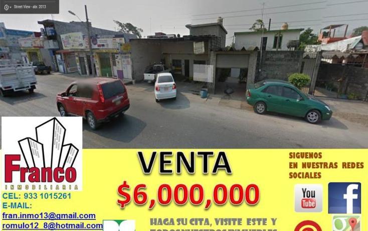 Foto de terreno habitacional en venta en  , comalcalco centro, comalcalco, tabasco, 1981590 No. 01
