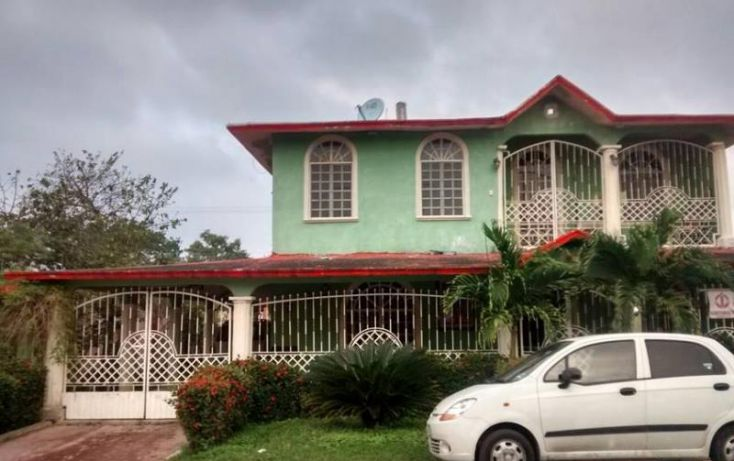 Foto de casa en venta en comalcalco paraiso, san fernando pueblo nuevo, comalcalco, tabasco, 1751938 no 02