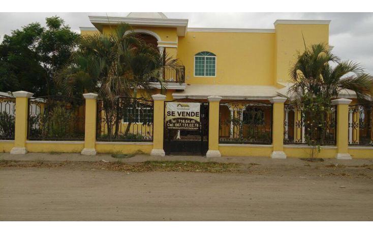 Foto de casa en venta en  , comanito, culiacán, sinaloa, 2000782 No. 01