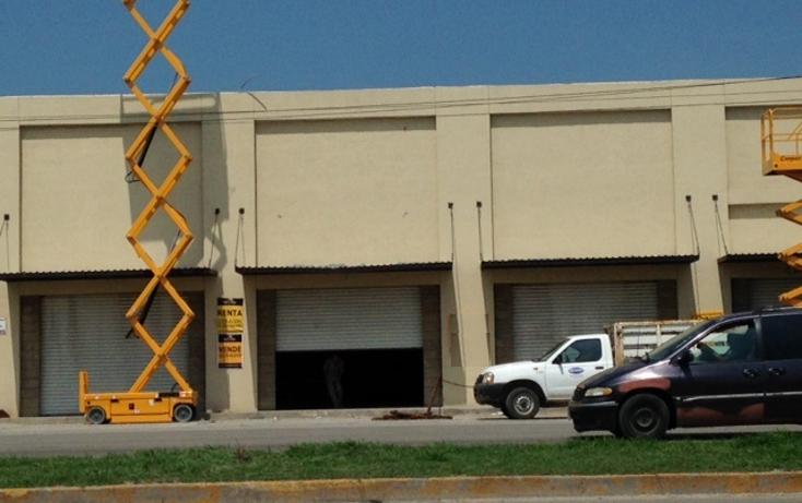 Foto de nave industrial en renta en  , comercial fimex, altamira, tamaulipas, 1052211 No. 01