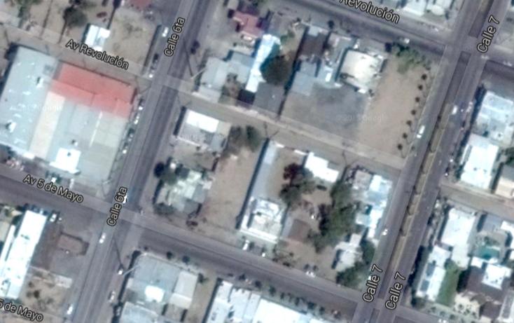 Foto de terreno habitacional en venta en  , comercial, san luis río colorado, sonora, 807353 No. 01