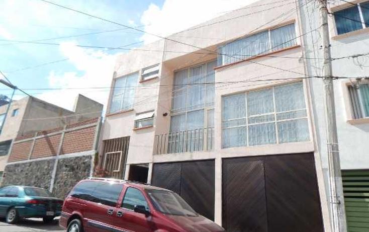 Foto de casa en venta en  , comisión federal de electricidad, toluca, méxico, 1749638 No. 01
