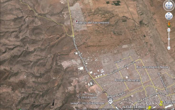 Foto de terreno industrial en venta en  , complejo industrial aeropuerto, juárez, chihuahua, 1039713 No. 01