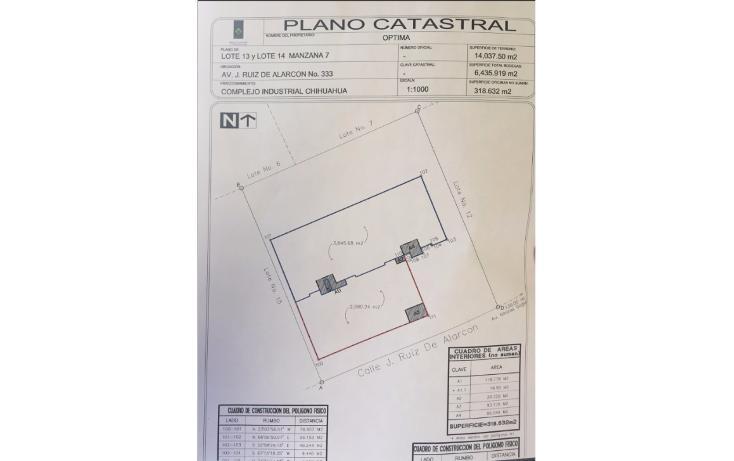 Foto de nave industrial en renta en  , complejo industrial chihuahua, chihuahua, chihuahua, 1205287 No. 37