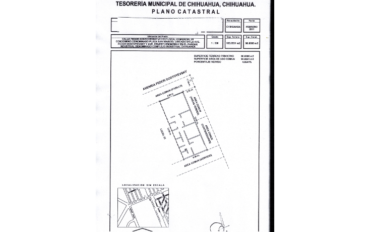 Foto de local en venta en  , complejo industrial chihuahua, chihuahua, chihuahua, 1620334 No. 08