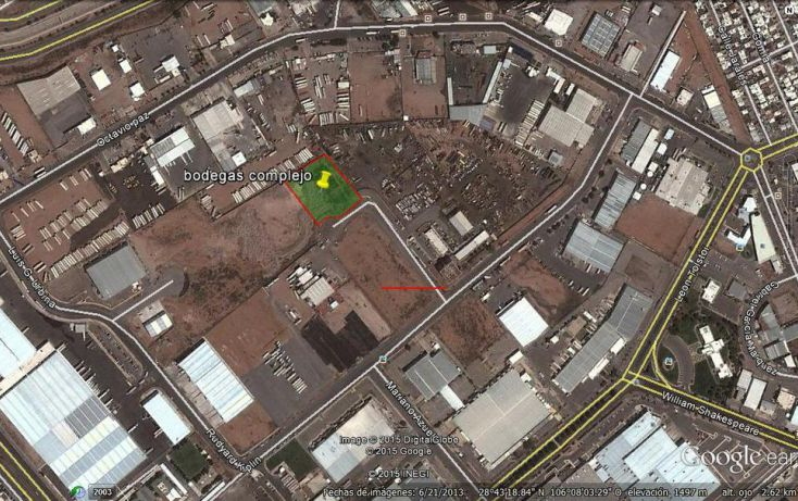 Foto de bodega en renta en, complejo industrial chihuahua, chihuahua, chihuahua, 1859457 no 08
