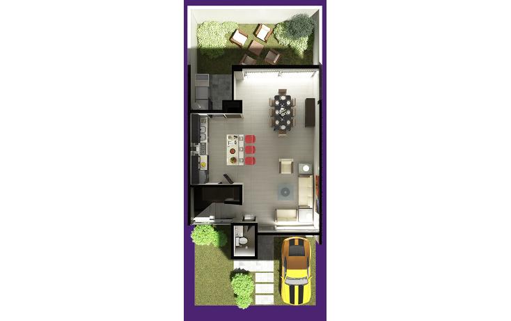Foto de casa en venta en  , complejo la cima, le?n, guanajuato, 1548664 No. 04
