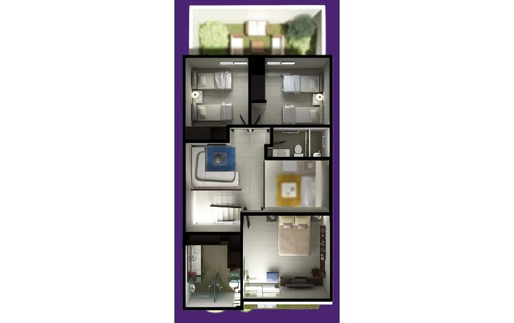 Foto de casa en venta en  , complejo la cima, león, guanajuato, 1548712 No. 12