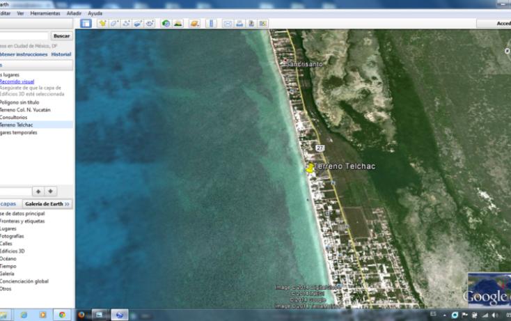 Foto de terreno habitacional en venta en, complejo turistico nuevo yucatán, telchac puerto, yucatán, 1310255 no 09