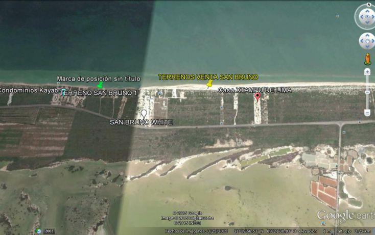 Foto de terreno habitacional en venta en, complejo turistico nuevo yucatán, telchac puerto, yucatán, 1613320 no 01