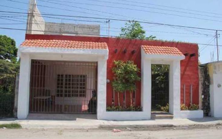 Foto de casa en venta en  , compositores, carmen, campeche, 1463217 No. 01