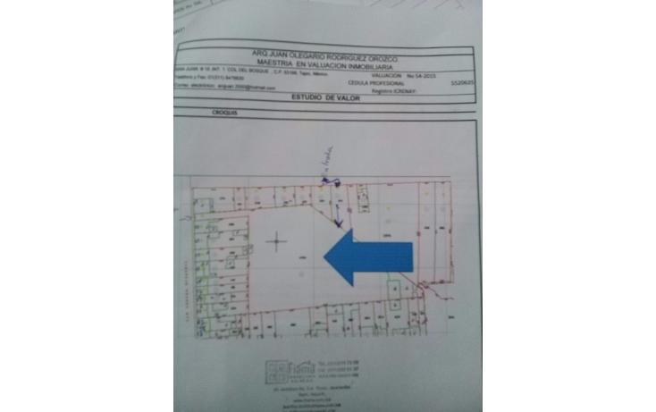 Foto de terreno habitacional en venta en  , compostela centro, compostela, nayarit, 1578798 No. 08