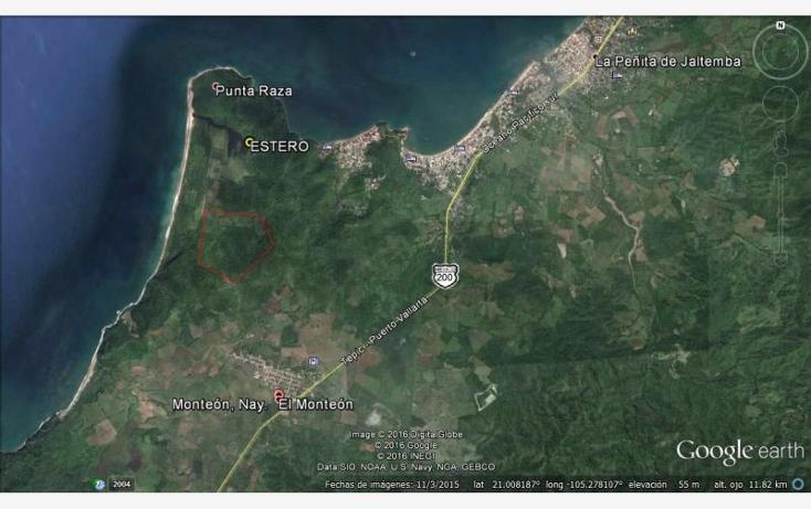 Foto de terreno habitacional en venta en  , compostela centro, compostela, nayarit, 1629870 No. 07