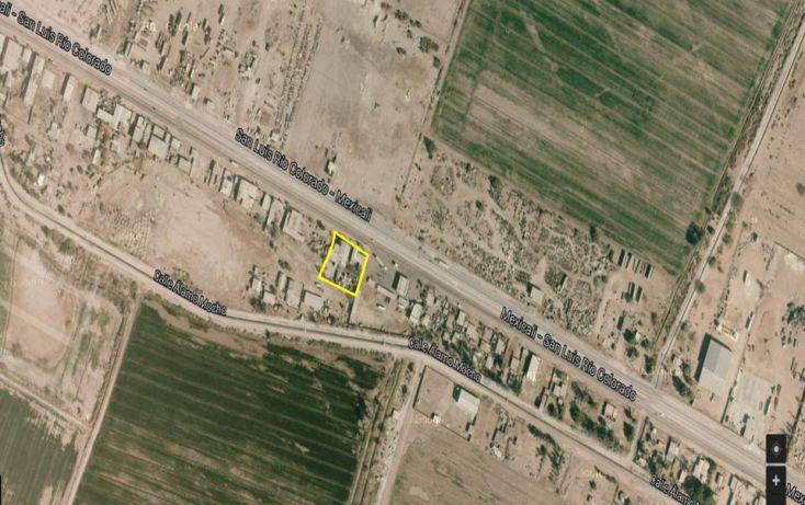 Foto de terreno comercial en renta en, compuertas, mexicali, baja california norte, 1297907 no 01