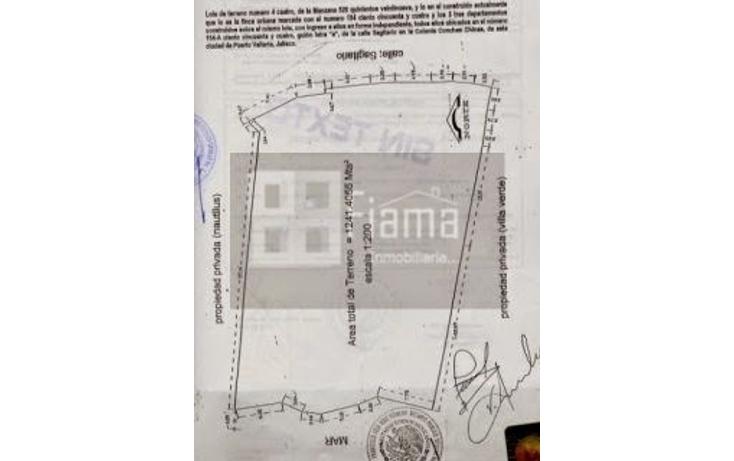Foto de terreno habitacional en venta en  , conchas chinas, puerto vallarta, jalisco, 1081851 No. 01