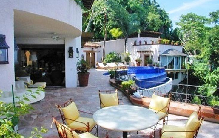 Foto de casa en renta en  , conchas chinas, puerto vallarta, jalisco, 1489415 No. 10