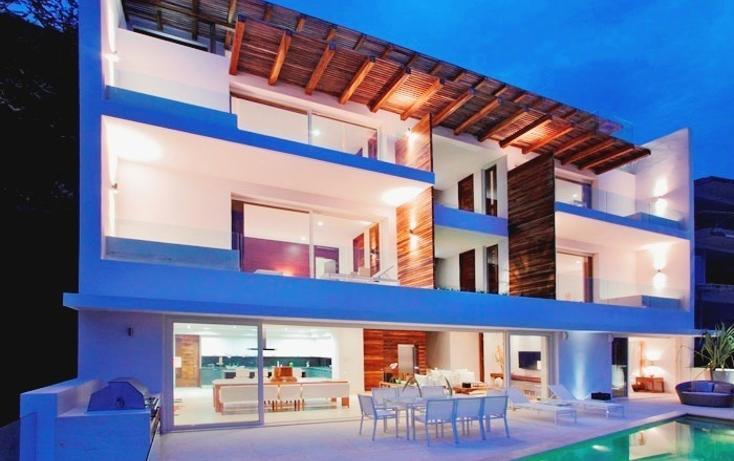 Foto de casa en venta en  , conchas chinas, puerto vallarta, jalisco, 449301 No. 02