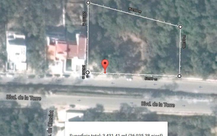 Foto de terreno habitacional en venta en, condado de sayavedra, atizapán de zaragoza, estado de méxico, 1700000 no 03