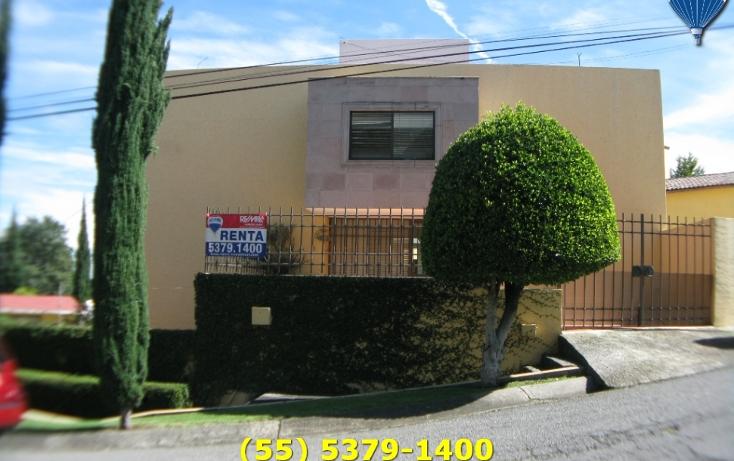 Foto de casa en renta en  , condado de sayavedra, atizapán de zaragoza, méxico, 1303225 No. 01