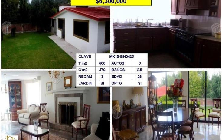 Foto de casa en venta en  , condado de sayavedra, atizapán de zaragoza, méxico, 1335343 No. 01
