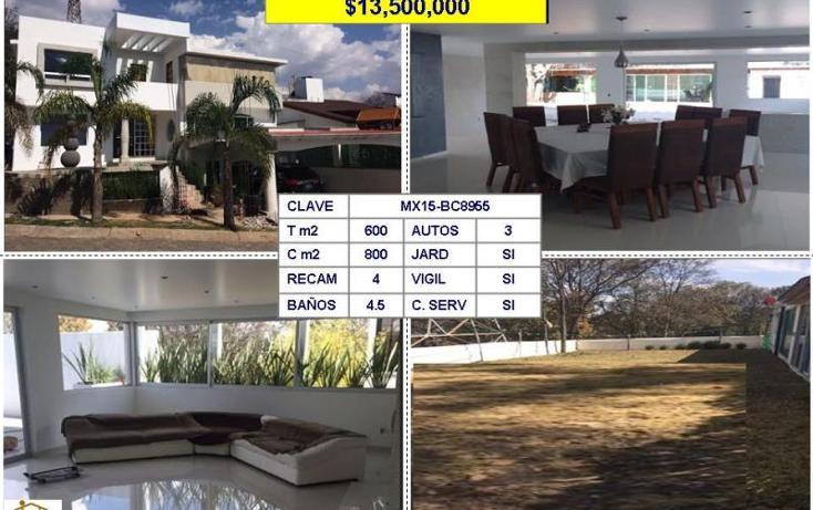 Foto de casa en venta en  , condado de sayavedra, atizapán de zaragoza, méxico, 963435 No. 01