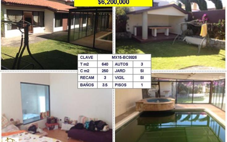 Foto de casa en venta en  , condado de sayavedra, atizapán de zaragoza, méxico, 986515 No. 01