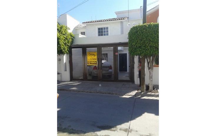 Foto de casa en venta en  , el condado plus, león, guanajuato, 1704228 No. 01