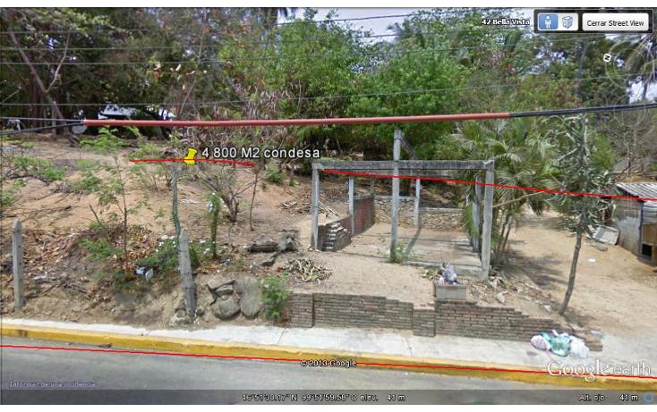 Foto de terreno habitacional en venta en  , condesa, acapulco de juárez, guerrero, 1274413 No. 03