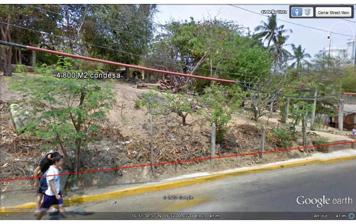 Foto de terreno habitacional en venta en  , condesa, acapulco de juárez, guerrero, 1274413 No. 05