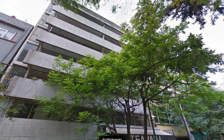 Foto de departamento en venta en  , condesa, cuauhtémoc, distrito federal, 1026737 No. 01