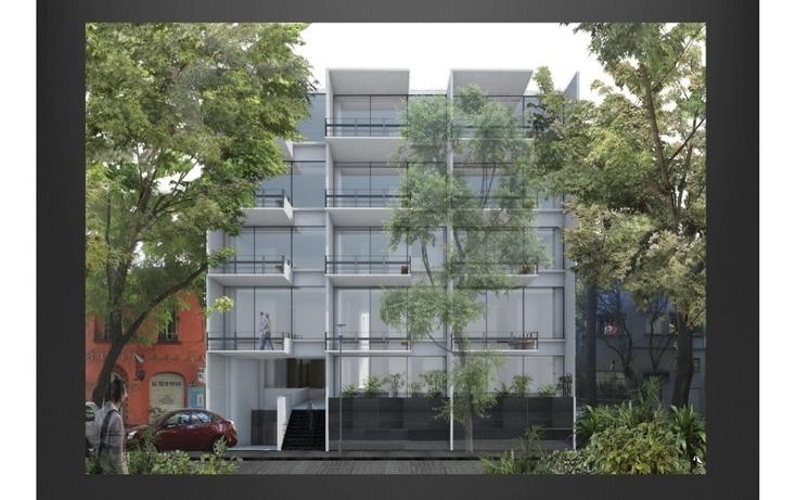 Foto de departamento en venta en  , condesa, cuauhtémoc, distrito federal, 1157557 No. 01
