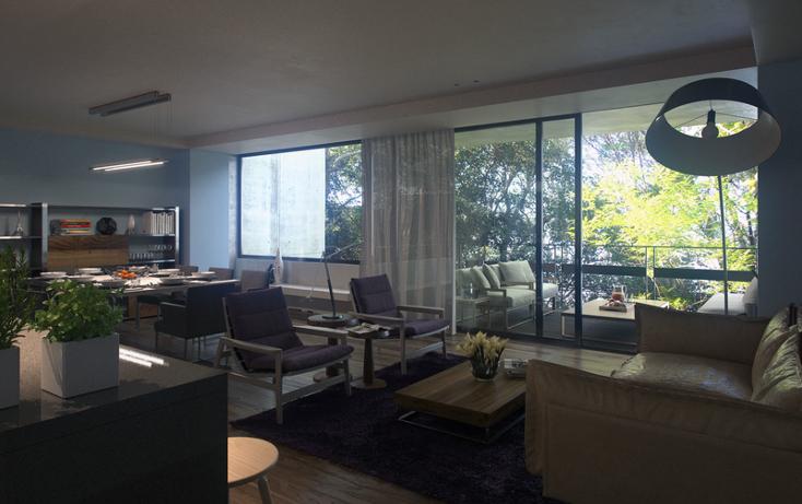 Foto de departamento en venta en  , condesa, cuauhtémoc, distrito federal, 1157557 No. 02