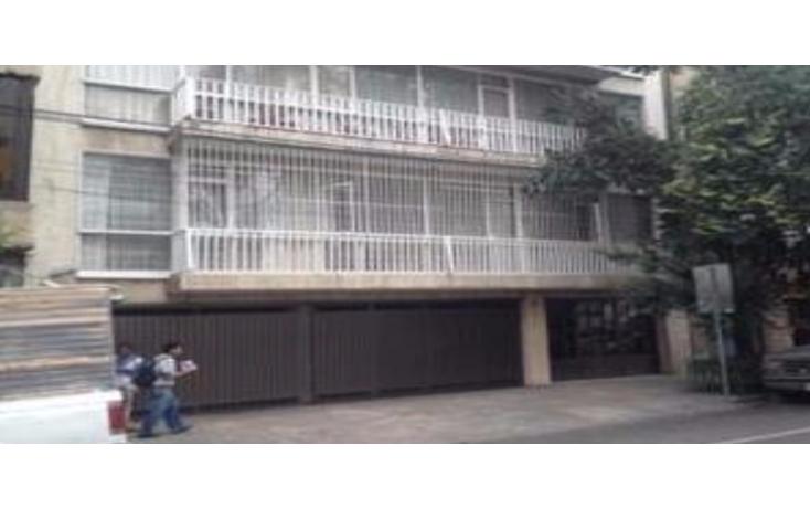 Foto de departamento en venta en  , condesa, cuauhtémoc, distrito federal, 1499473 No. 01