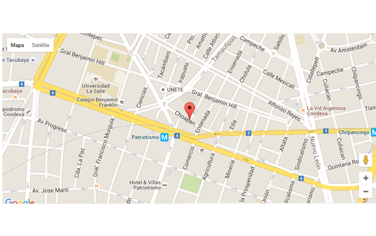 Foto de departamento en venta en  , condesa, cuauhtémoc, distrito federal, 1628243 No. 10