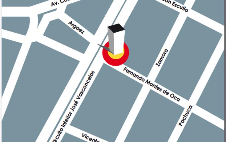 Foto de departamento en venta en vasconcelos , condesa, cuauhtémoc, distrito federal, 2731535 No. 08
