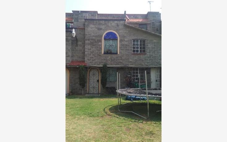 Foto de casa en venta en  condominio 4, ampliaci?n san pablo de las salinas, tultitl?n, m?xico, 1996808 No. 01
