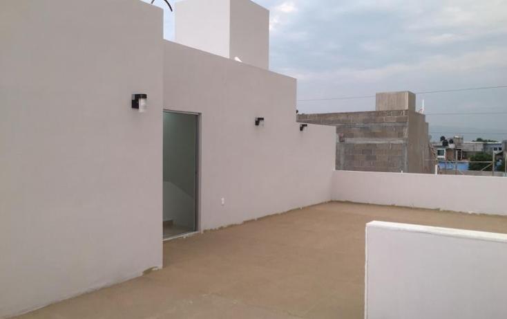 Foto de casa en venta en condominio ámbar condominio ámbar, residencial la hacienda, tuxtla gutiérrez, chiapas, 1612784 No. 09