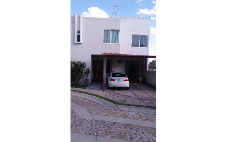 Foto de casa en venta en  , condominio antiguo country, jesús maría, aguascalientes, 1207259 No. 01